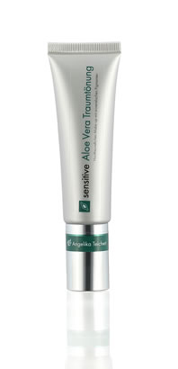 Aloe Vera Traumtönung (tinted day cream)- naturell - 30 ml