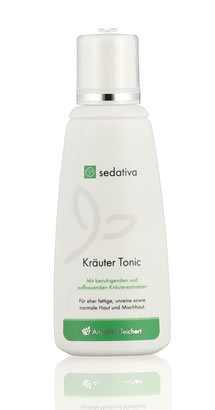 Sedativa - Kräuter-Tonic / (Herbal Tonic) 125 ml
