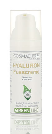 Cosmaderm Green Line - Hyaluron Foot Care 50 ml