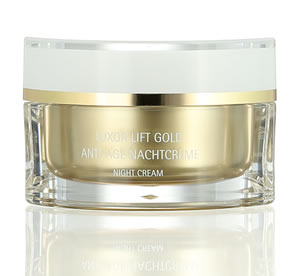 Ikos Luxor Lift Gold - Anti-Age Night Cream 50 ml