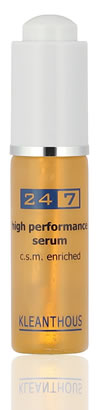 24/7 high performance serum - c.s.m. enriched 20 ml