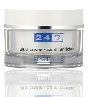24/7 sensitive cream c.s.m. enriched 50ml