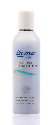 La mer Flexible Cleansing - Peeling Marin 100 ml