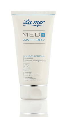 MED Anti-Dry - Shower Cream 150 ml